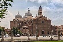 L'attuale basilica di Santa Giustina