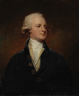 Sir Abraham Hume, 2nd Baronet - Abraham Hume by George Romney