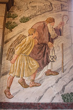 Abraham och Isak