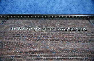 Ackland Art Museum - Image: Ackland Art Museum