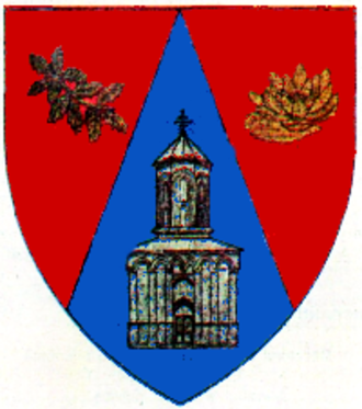 Ilfov County - Image: Actual Ilfov county Co A