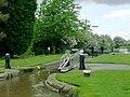 Adderley Lock No 5 south of Audlem, Shropshire - geograph.org.uk - 1596295.jpg