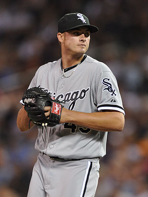 Addison Reed - Reed with the Chicago White Sox