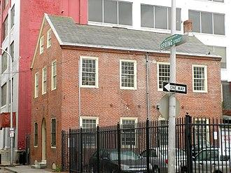 National Register of Historic Places listings in Center City, Philadelphia - Image: Adelphi School, Philadelphia