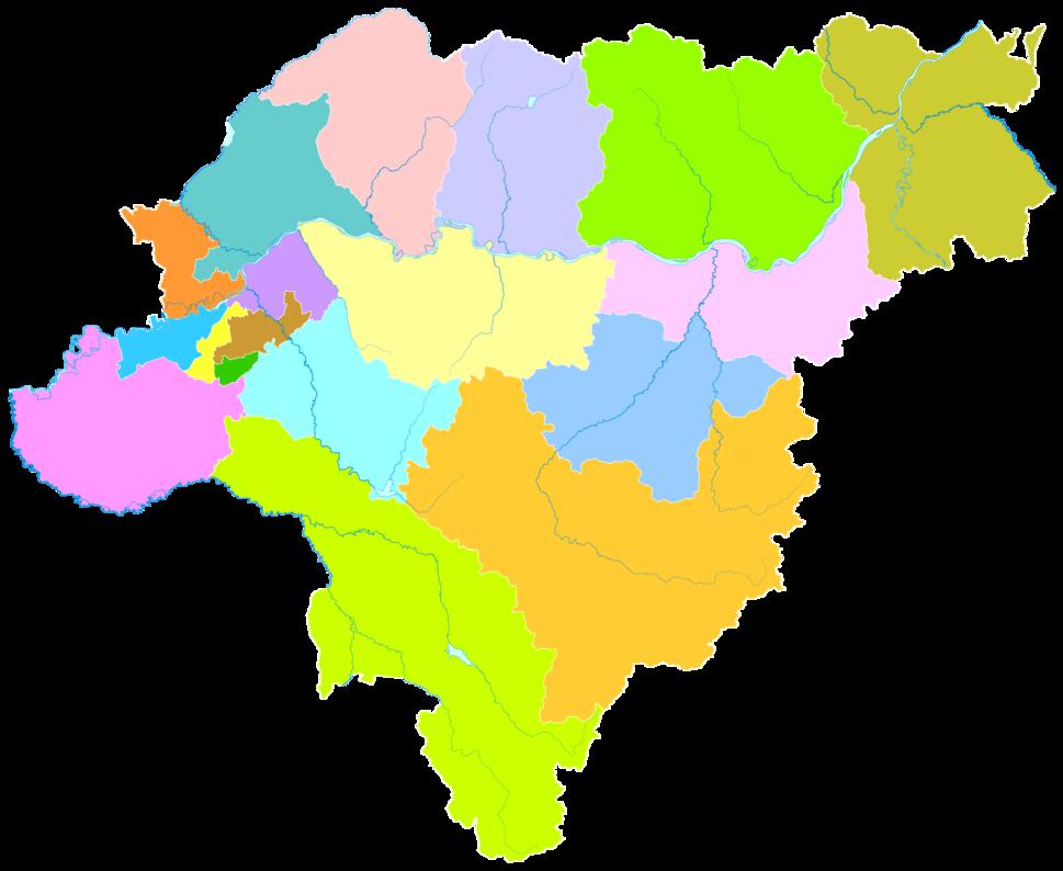 Administrative Division Harbin
