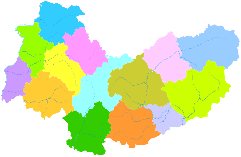 Administrative Division Xinzhou.png