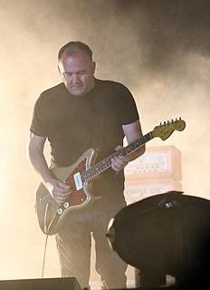 Adrian Utley British guitarist
