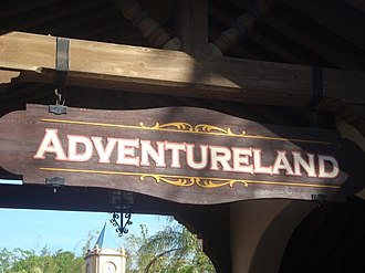 Adventureland (Disney) - Adventureland at Magic Kingdom