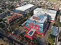 Aerial of Gudang Garam Headquarters in Kediri, photo by Koko Trisilo 2018-09-08.jpg