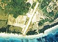 Aerial photographs taken in 1977 the old Tarama Airport.jpg