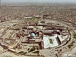 Aerial view of imam reza shrine - 1976 (2).jpg