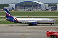 Aeroflot, VP-BRR, Boeing 737-8LJ (16270370367).jpg
