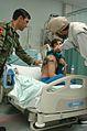 Afghan senator member visits injured locals at Bagram hospital DVIDS47933.jpg