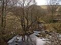Afon Caletwr, near Yspyty Ifan - geograph.org.uk - 118376.jpg