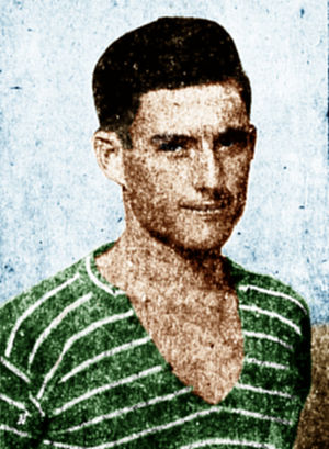 Panathinaikos F.C. - Angelos Messaris, the mythical player of the '30s