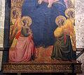 Agnolo gaddi (attr.), madonna in trono col bambino e santi, 1350-1400 ca. 03.JPG