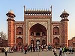 Agra 03-2016 05 Taj Mahal complex.jpg