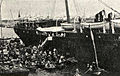 Aguardando el desembarco de los héroes de Baler (septiembre de 1899, Iris).jpg