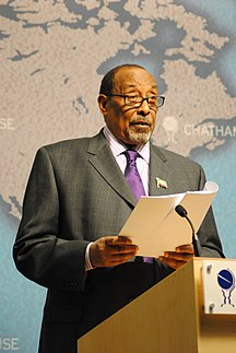 Somália-Educação-Ahmed Mohamed Mohamoud Silanyo - Chatham House 2010