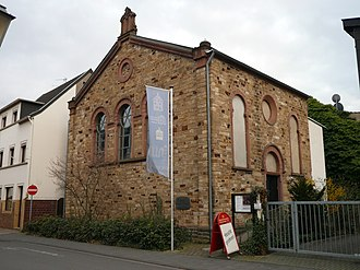 Ahrweiler (district) - Ahrweiler Synagogue