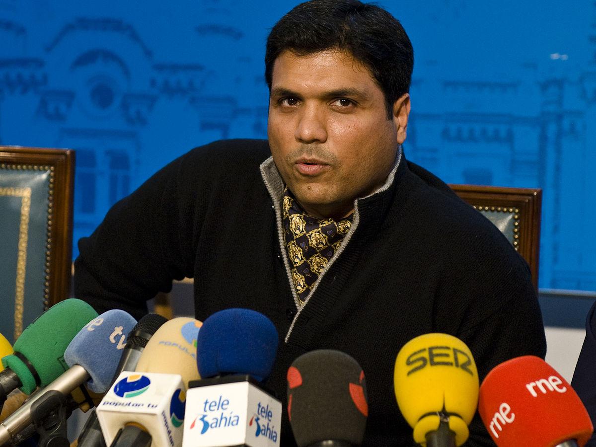 Ahsan Ali Syed - Wikipedia, la enciclopedia libre