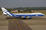 Air Bridge Cargo, VP-BIK, Boeing 747-46NF ER (19686132252).jpg