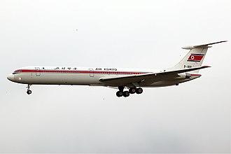 Ilyushin Il-62 - Air Koryo Il-62M