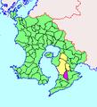 Aira Kimotsuki Kagoshima map.png