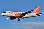 Airbus A319-100 Easyjet (EZY) G-EZBE - MSN 2884 (10276141393).jpg
