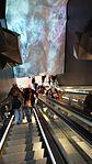 Airport Transit Center escalators looking down, 16-04-23.jpg
