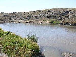 Akhurian River - Image: Akhurian
