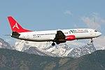 AlbaStar Boeing 737-4K5 JP7836417.jpg