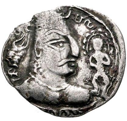 Alchon Huns Uncertain king Mid-late 5th century