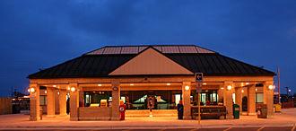 Aldershot GO Station - Image: Aldershot GO Station