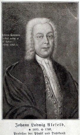 Johann Ludwig Alefeld