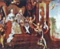 Alegoria à Aclamação do Rei D. José I (c. 1750) - atribuido a Joana do Salitre.png