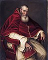 Alessandro Farnese (1468-1549), Pope Paul III (1534-1549) by Henry Bone after Titian.jpg