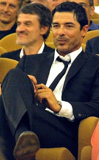 Alessandro Gassmann - Gassmann at the 2008 Venice Film Festival