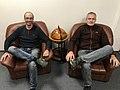 Alex Abramov and Dmitry Erokhin.jpg