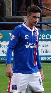 Alex Gilliead English association football player