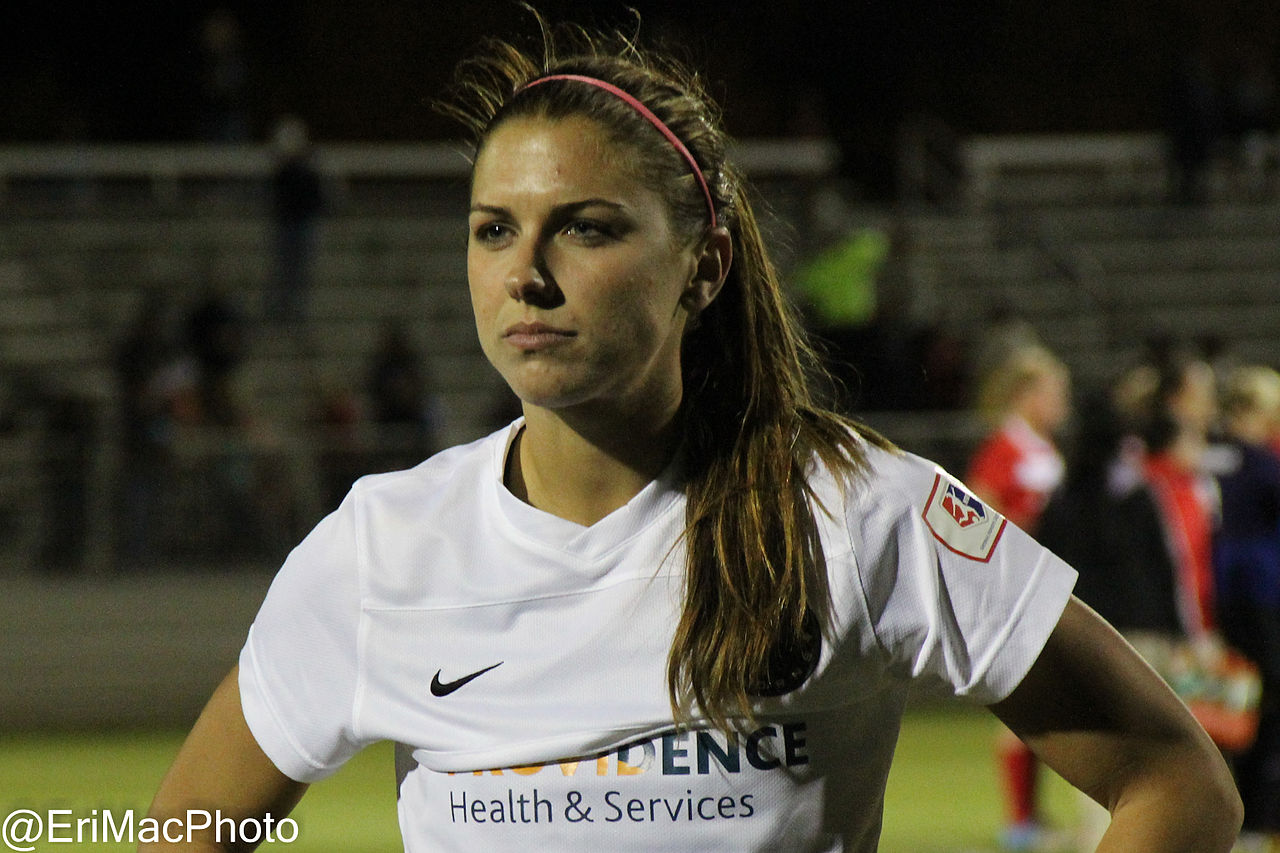 Who Is Alex Morgan Youtube