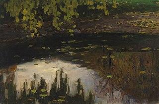 Maulbeerteich, Herbst
