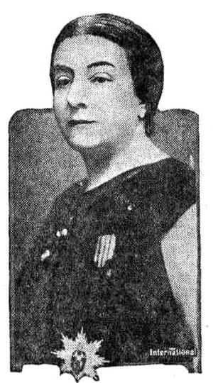 Alexandrina Cantacuzino - Cantacuzino, photographed ca. 1925