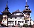 Alexisbad Harz, DDR. Former Deutsche Reichsbahn Erholungsheim May 1990 (4670114948).jpg