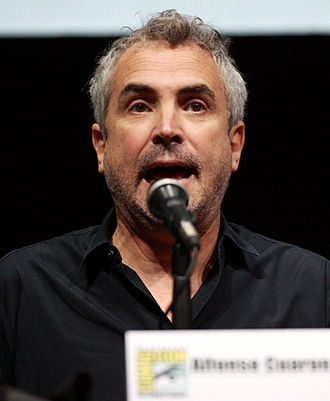 Alfonso Cuarón - Cuarón at San Diego Comic-Con (Estados Unidos)