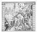 Alfred Rethel - Die Nibelungen 08 Wie Kriemhilden der Leichnam Rüdigers gezeigt wird.jpg