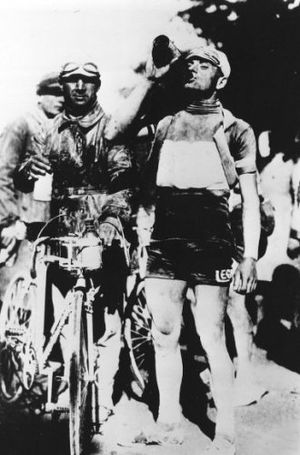History of the Giro d'Italia - Image: Alfredo Binda 1924