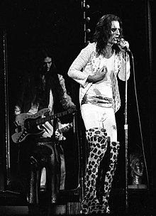 Alice Cooper on tour for million dollar babies.jpg