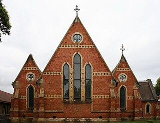 All Saints Anglican Church, Petersham Church in Australia