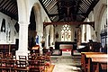 All Saints, Godshill - East end - geograph.org.uk - 1153490.jpg